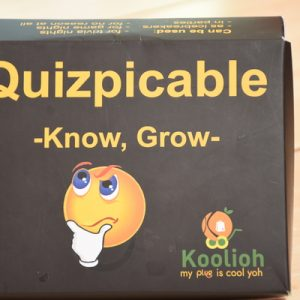 Quizpicable trivia game